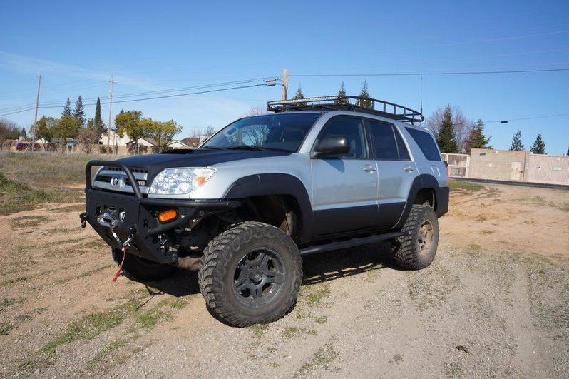 All New Relentless Fab Bumpers And Sliders 4th Gen 4runner 4th Gen 4runner Off Road Bumpers