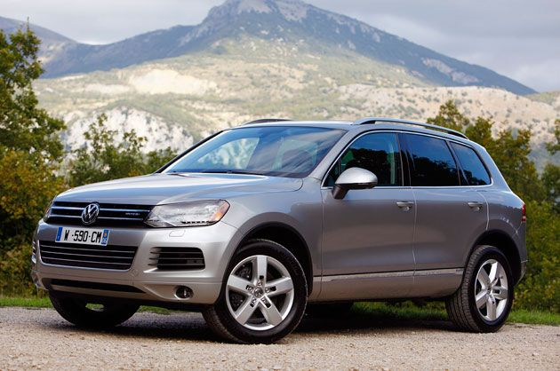 2017 Volkswagen Touareg Hybrid Pictures And Wallpapers Auto Cars