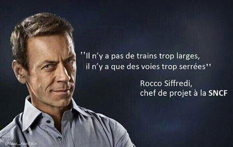 SIFFREDI ROCCO  chef de projet à la SNCF