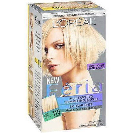 L'Oreal Paris Feria Haircolor