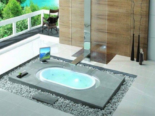 Relaxing bathtub ideasBathroom Ideas