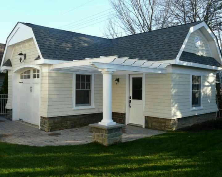 tiny house with garage. Neat Tiny House With Attached Garage H