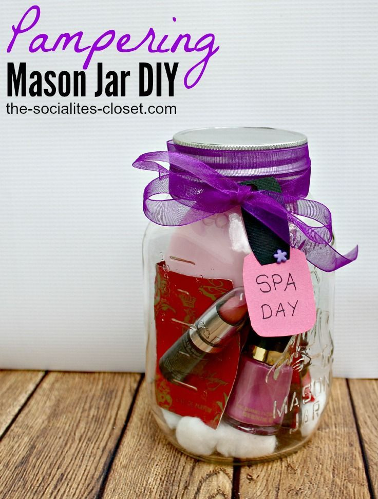 Mason Jar Survival Kit (perfect for bride or new college student ...