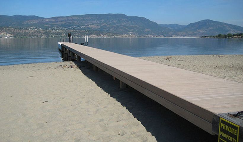 Anti Slip And Low Maintenance Outdoor Wpc Decking Used For Marina Wpc Decking Project Photo Outdoor