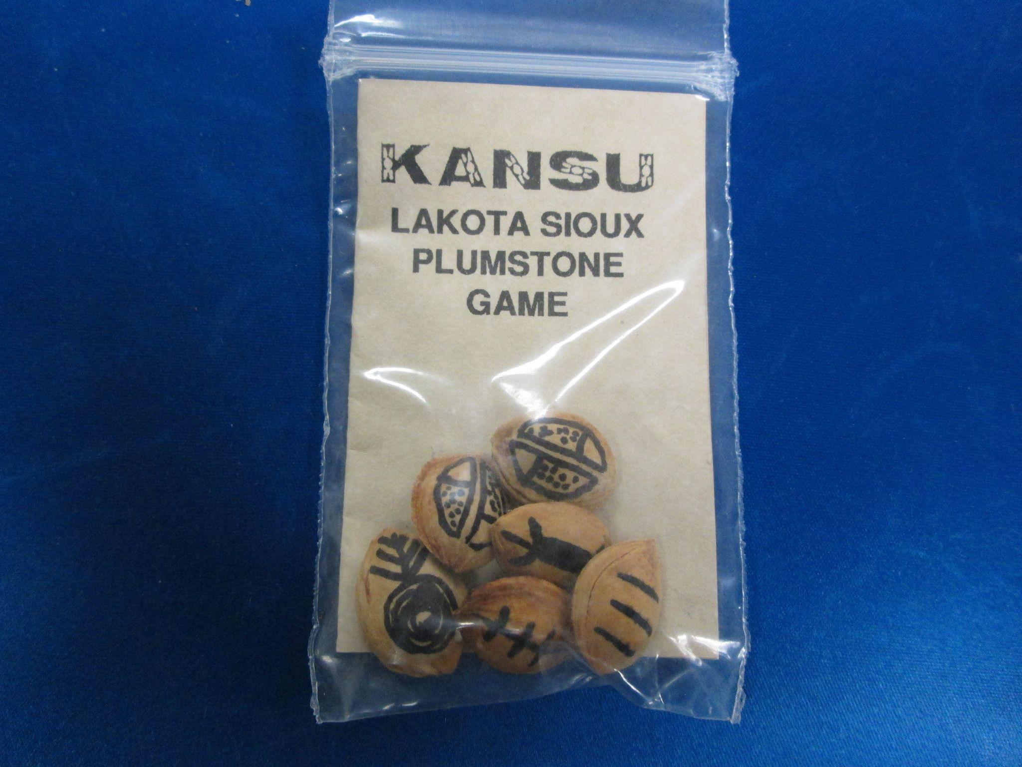 Kansu Plumstone Game