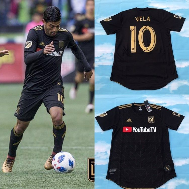 19 Lafc Home Jersey Number 10 Carlos Vela Have A Size Medium And A Large Sold Separately Jersey Sports Jersey Tops