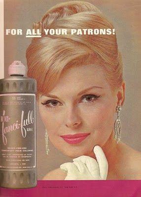 The Hair Hall Of Fame December 2010 Vintage Beauty Salon Vintage Hair Salons Beauty Shop