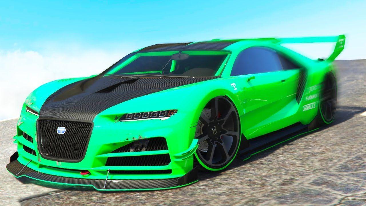 NEW 2.700.000 FASTEST CAR EVER! (GTA 5 DLC) Cool sports