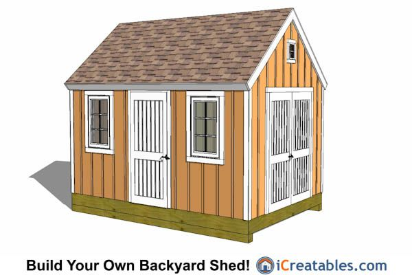 10x14 Shed Plans Large Diy Storage Designs Lean To Sheds Diy Shed Plans Shed Plans 10x14 Shed