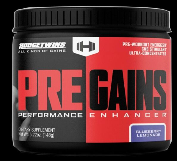 Shot Out 2 The Hodgetwins On They Re First Pre Workout Preworkout Performance Enhancer Workout