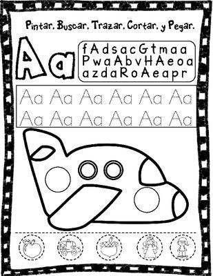 el alfabeto spanish phonemic awareness worksheets from bilingual teacher world on. Black Bedroom Furniture Sets. Home Design Ideas