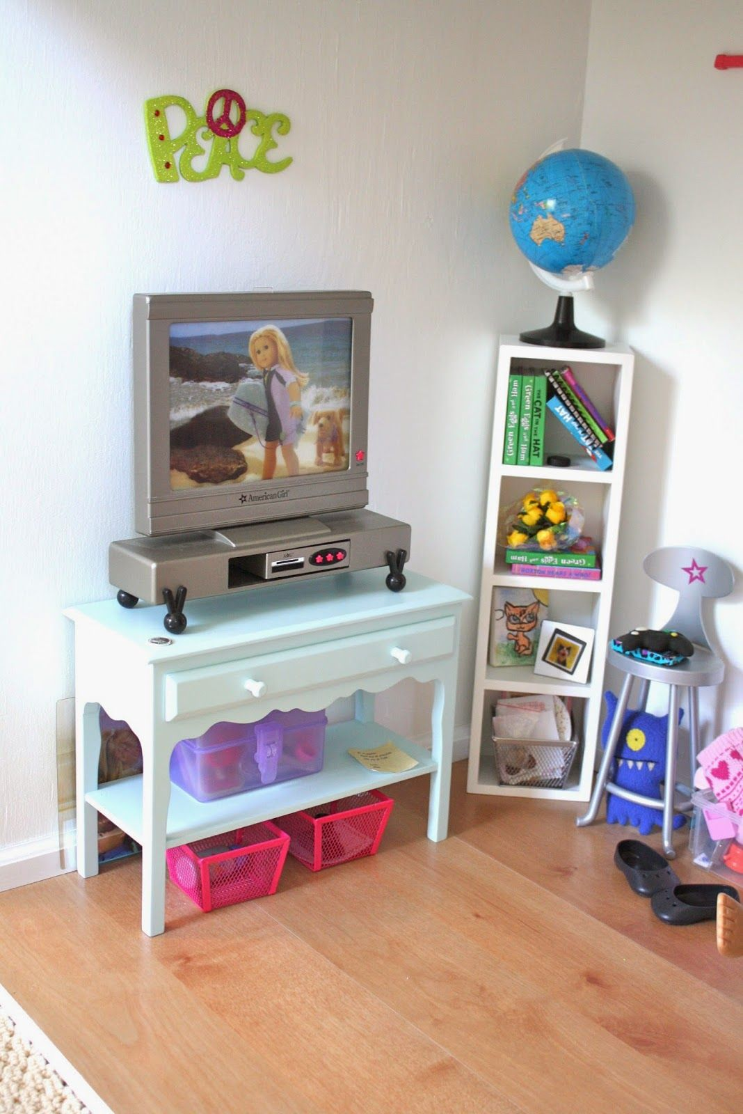 American girl dolls live simply beautiful lives