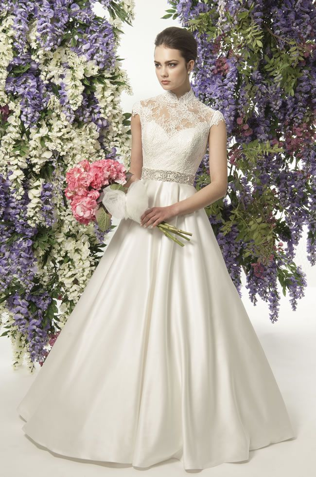 Fresh Judy Garland u This Jade Daniels wedding dress collection is all about old school Hollywood glamour