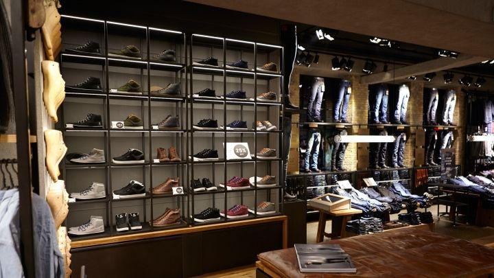 97c7111be22 Jack & Jones store by Riis Retail, Copenhagen – Denmark | Store ...