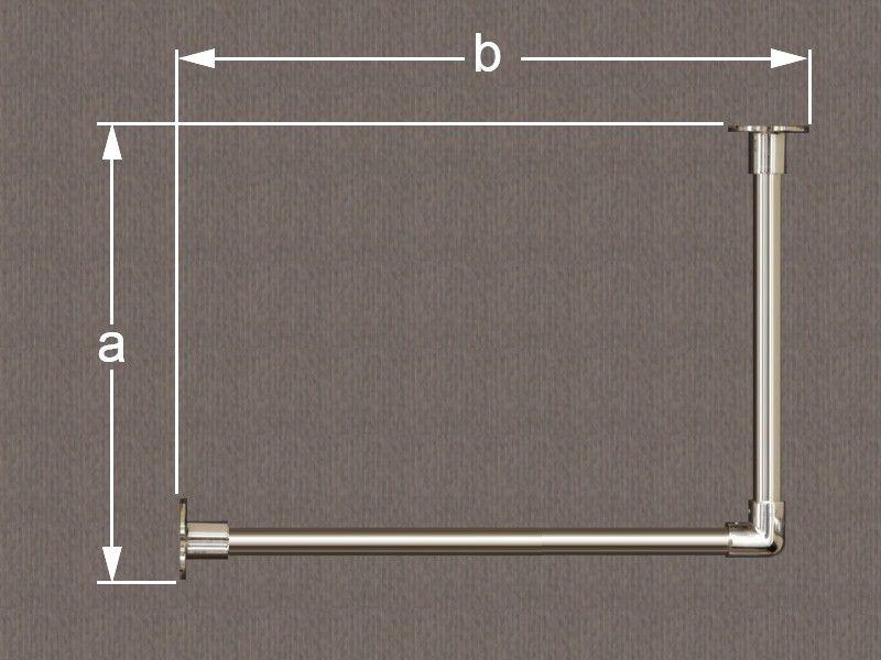 garderobenstange. Black Bedroom Furniture Sets. Home Design Ideas