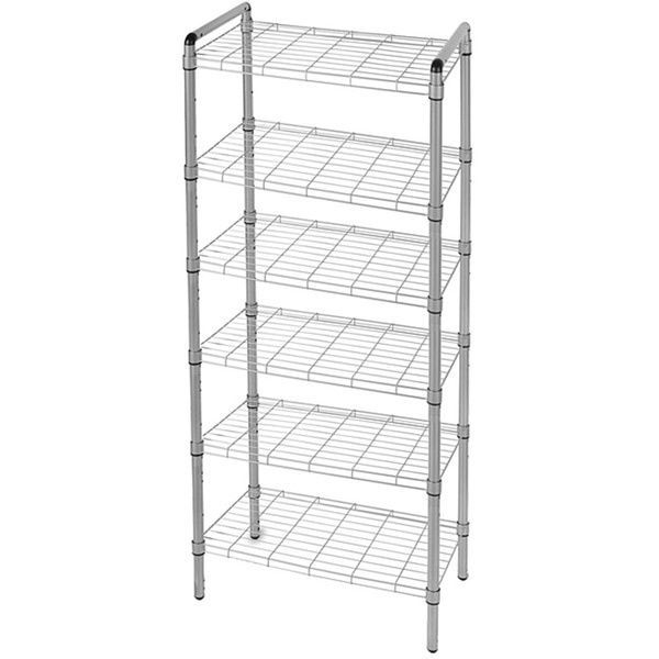 Adjustable Wire Shelving Storage Ideas - WIRE Center •
