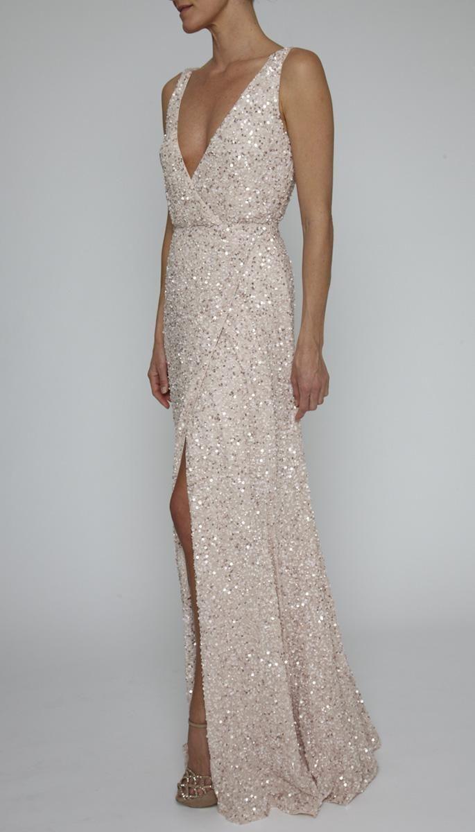 Powder rg pia gown clothing rachel gilbert prom
