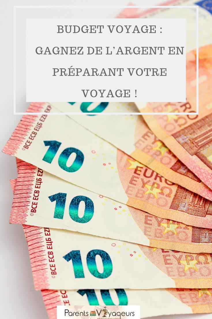 comment gagner de l argent en vacances