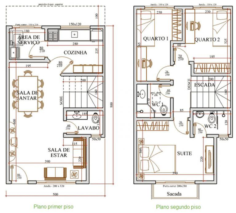 Planos De Casas Ideas De Diseno Para Construir Planos De Casas Medidas Planos De Casas Planos De Casa Unifamiliar