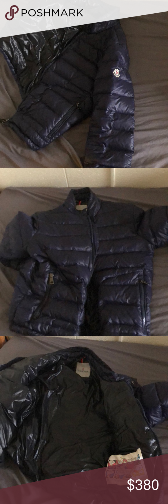 moncler jacket true to size