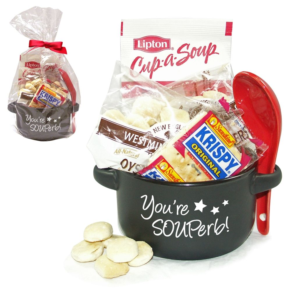 Youre souperb soup mug spoon gift set spoon gifts