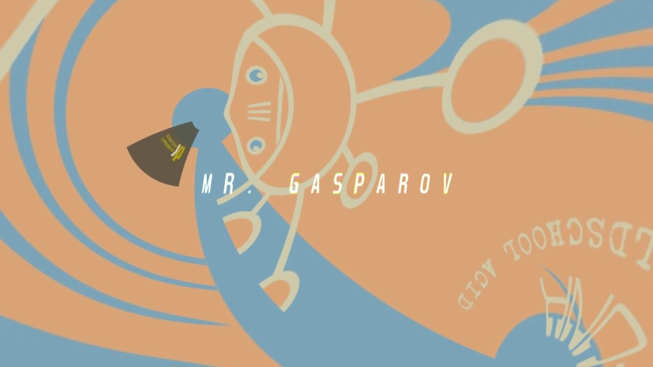Mr  Gasparov - Bamboo People / #bass #dub #electronica