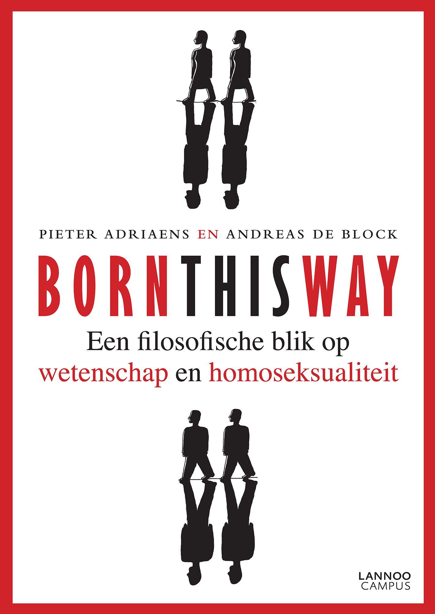 Born this way | Uitgeverij Lannoo