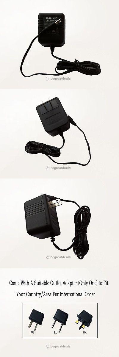 984ca1dfa30e9 Power Supplies 101356  12V 1A Ac-Ac Adapter For Fiber Optic Christmas Trees  Class