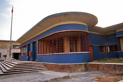 Architettura fascista a latina cerca con google for Architettura fascista