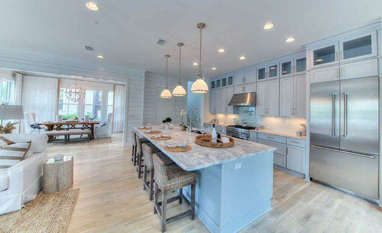 29 Open Kitchen Designs With Living Room Open Plan Kitchen Living Room Open Concept Kitchen Living Room Kitchen Dining Room Combo