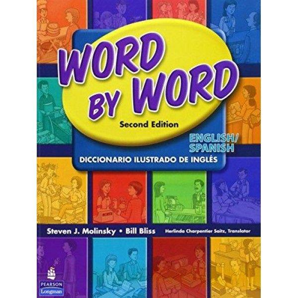 Buy Word By Word Picture Dictionary English Spanish Edition 2nd Edition Book Online On Erg Diccionario De Imagenes Imagenes De Palabras Diccionario Ilustrado