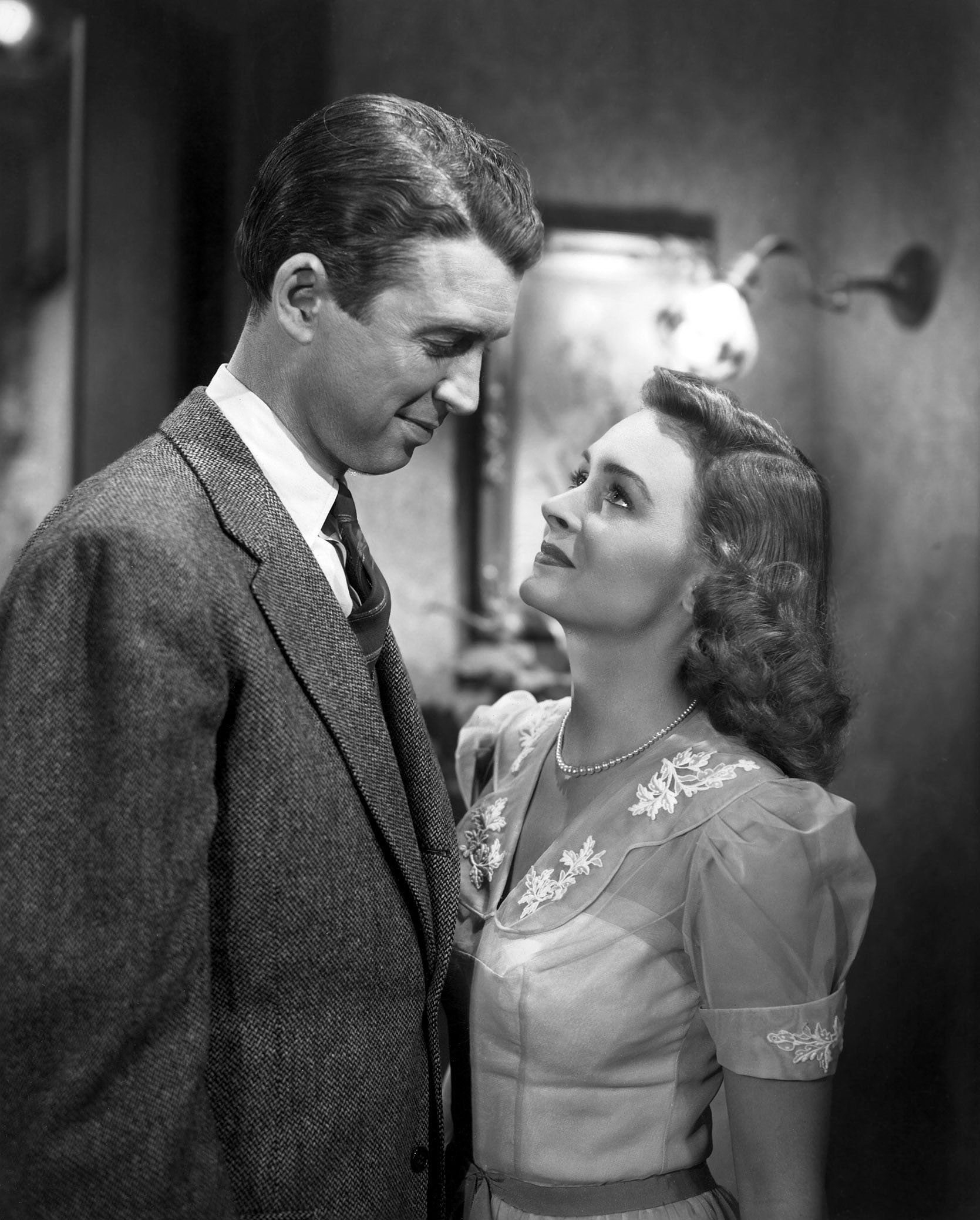 and Mary, It's a Wonderful Life Its a wonderful