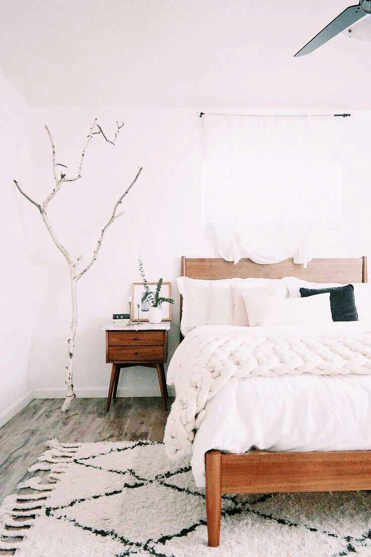 Beautiful master bedroom  Aesthetic  White bedroom