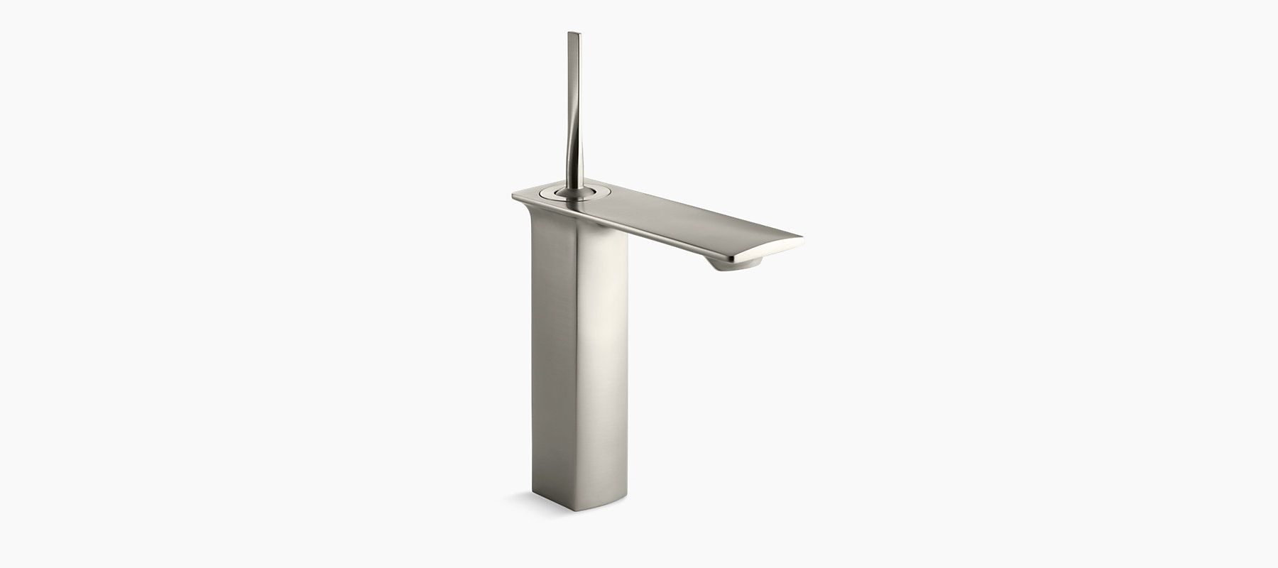 The K-14761-4 WaterSense-certified faucet, with ADA-compliant ...