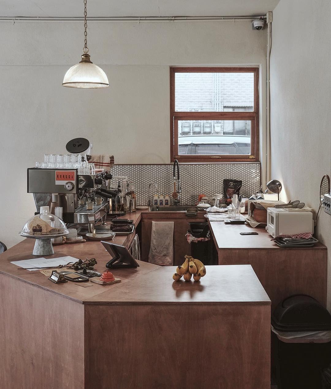 2 970 likes 11 comments soomin jeon soomin jeon on instagram coffee shops interior on kitchen interior korean id=70487