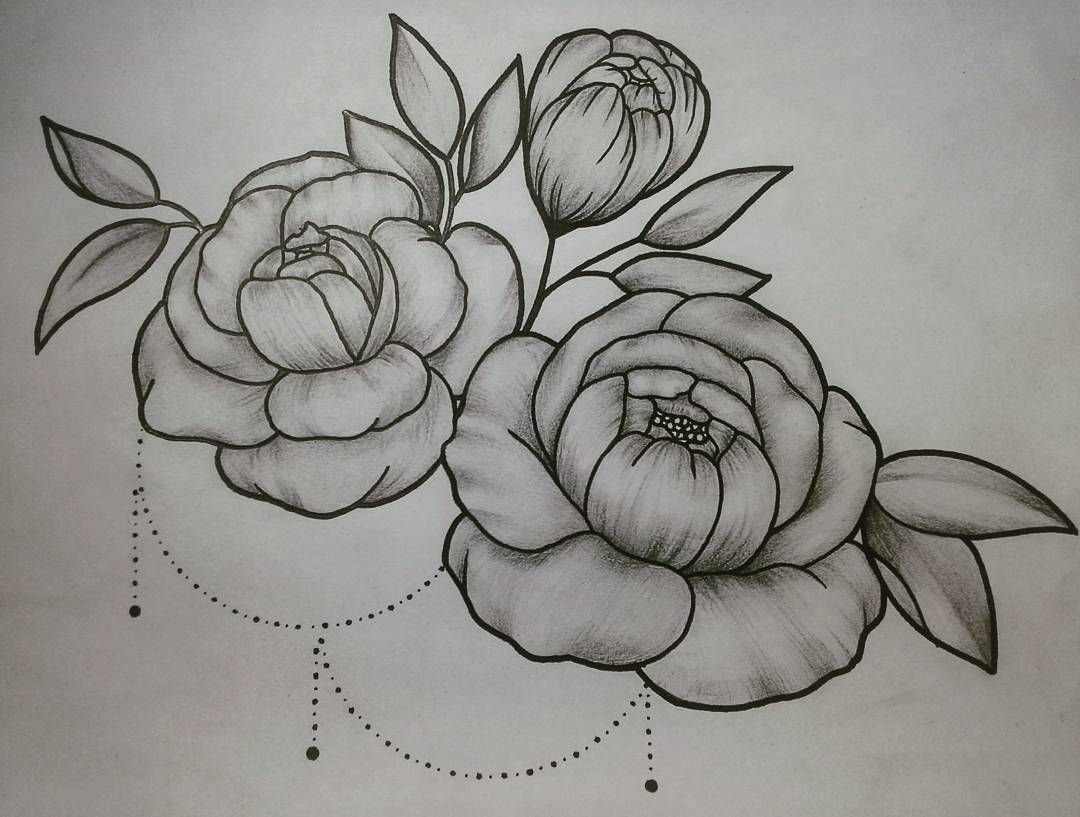 Lily Rose Tattoo Designs