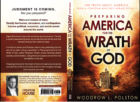 Gears of Prophecy Books, God, America