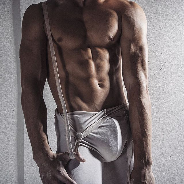Dance Belts Only Shirtless Men Male Ballet Dancers Male Dancer