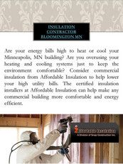 Insulation Company Bloomington Mn With Images Attic Insulation