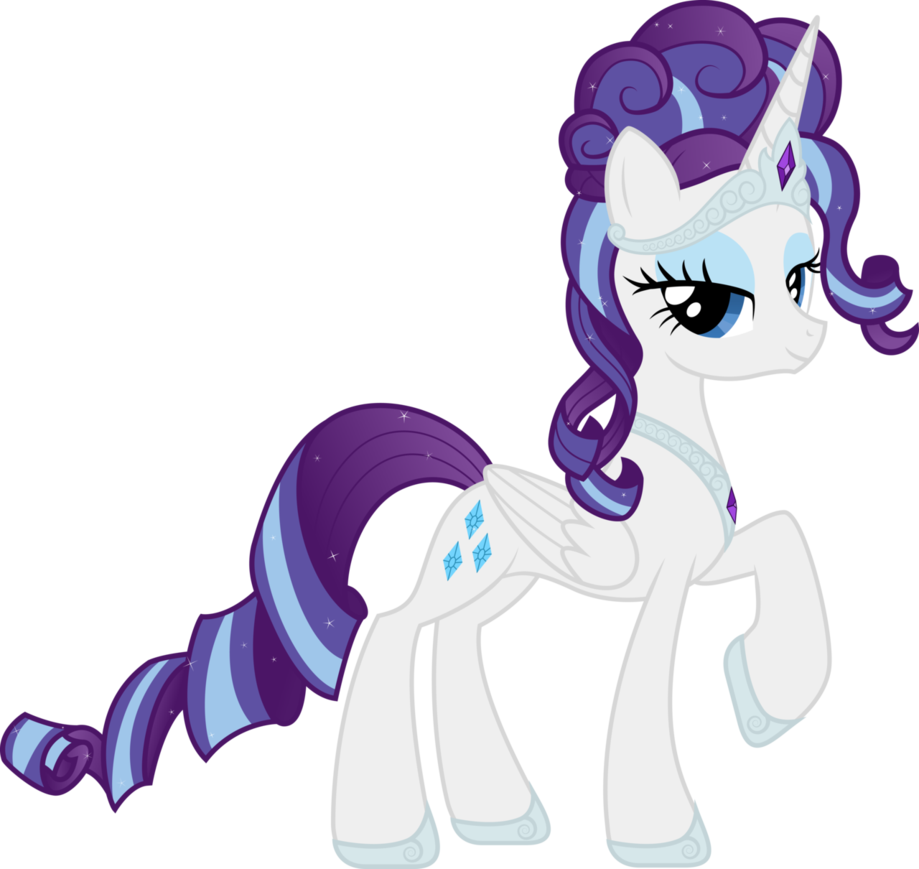 Rainbowfied princess rarity my little pony coloring mlp rarity sweetie belle my lil