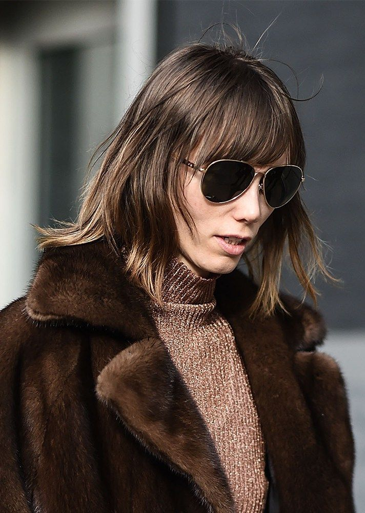 The Coolest Street Style Hair Ideas To Copy Right Now Hair Styles Hair Style