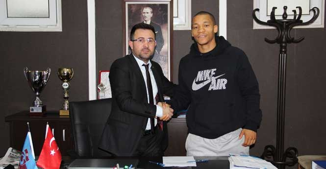 JEROME RANDLE TRABZONSPOR MP'DE