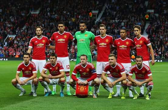 Mufc Starting Xi V Club Brugge Champions League Qualifier Manchester United Team Manchester United Manchester United Football Club