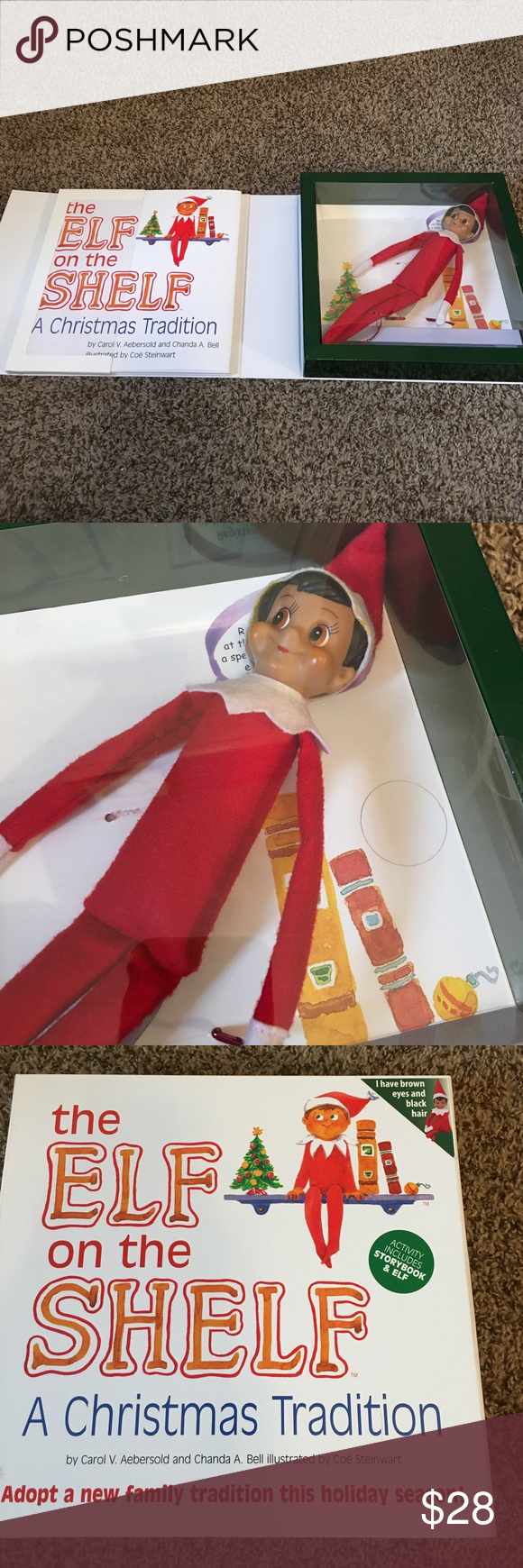 Elf on the Shelf Used 1 year Other