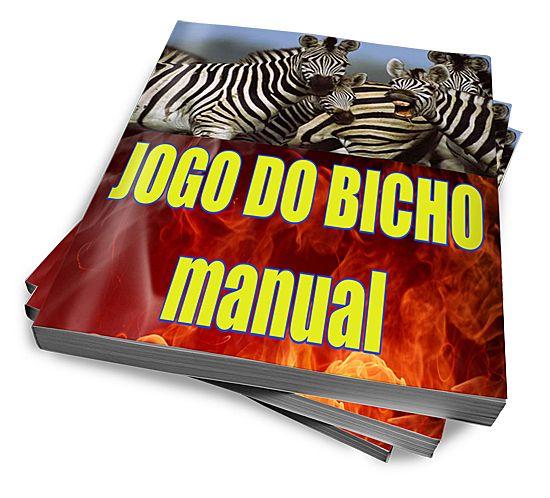 Jogo Do Bicho Manual Serginho Sucesso Jogo De Bicho Como Ganhar No Bicho Jogos