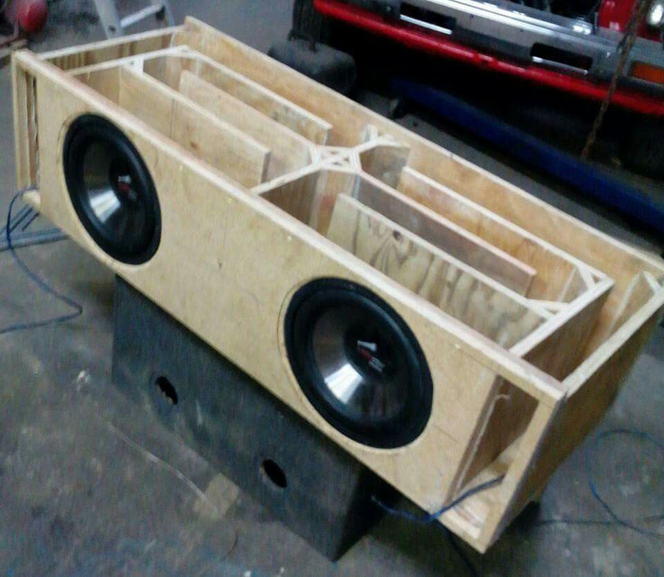 Pin By Ryan Fallowfield On Boxes Speaker Box Design Subwoofer