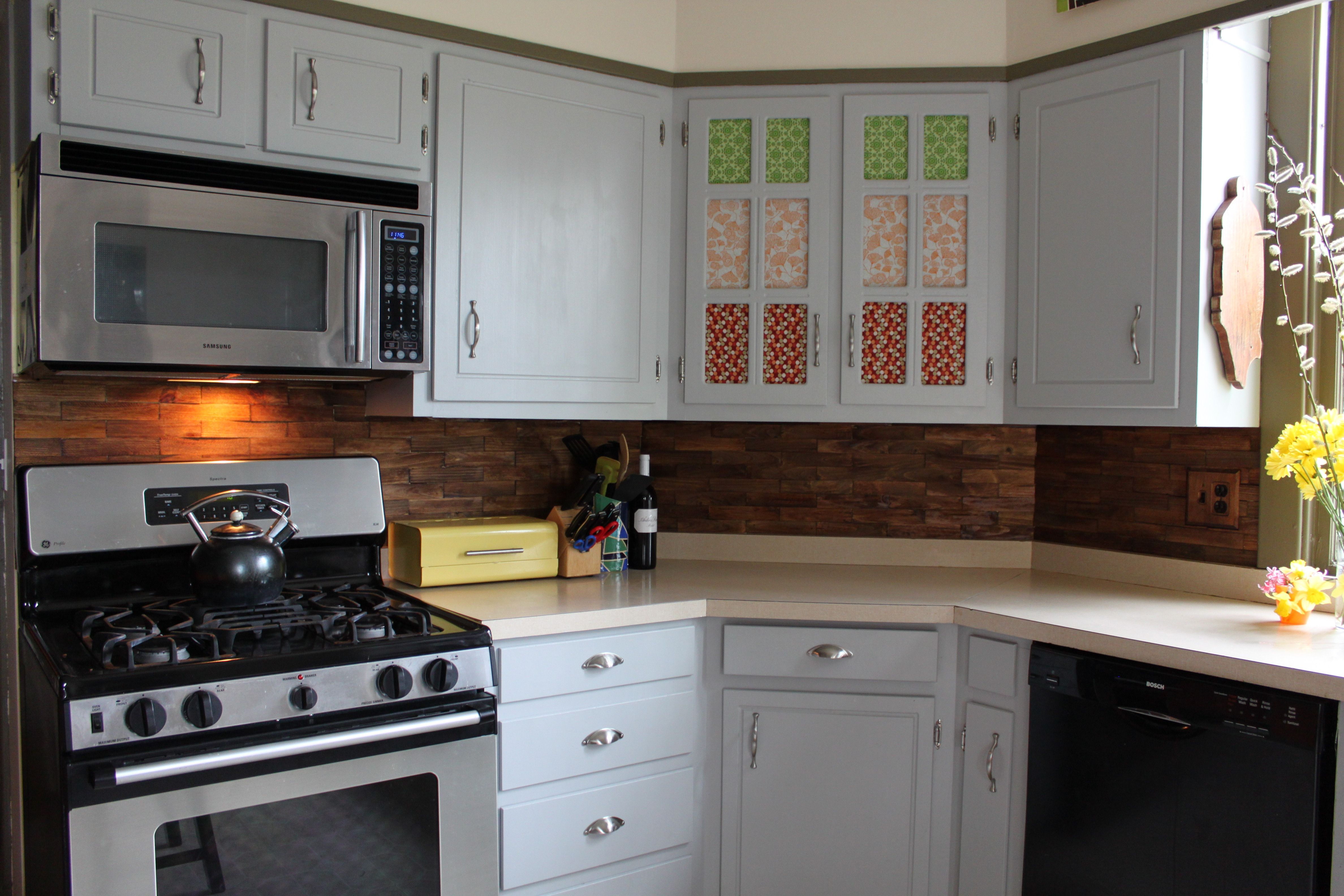 My wood shim backsplash. | Home | Pinterest | Woods, Wood backsplash ...