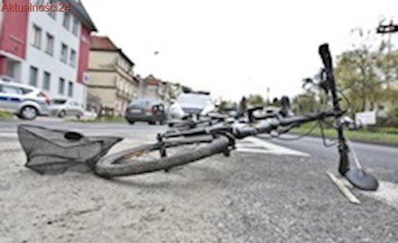 Mazowieckie: Motocyklista podejrzany o potrącenie 7-latki zatrzymany