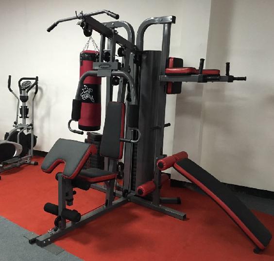 Multifunction gym equipment ama e multi station home gym