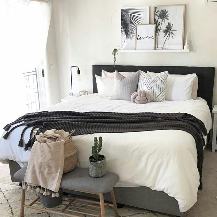 Main Bedroom Styling Inspo From Ti S Affordable Styling